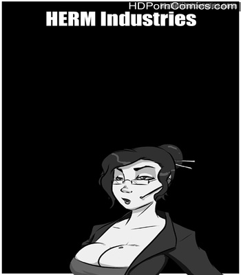 Porn Comics - HERM Industries Sex Comic