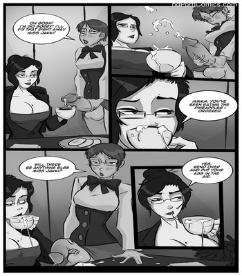 HERM Industries Sex Comic