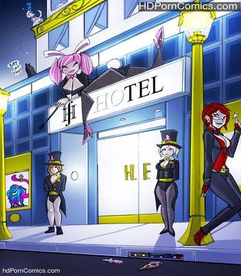 HF Hotel Sex Comic