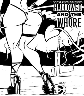 Porn Comics - Hallowed And The Whore Sex Comic