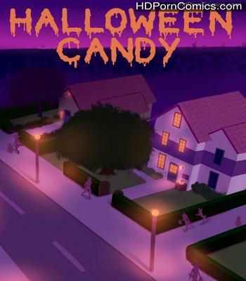 Porn Comics - Halloween Candy Sex Comic