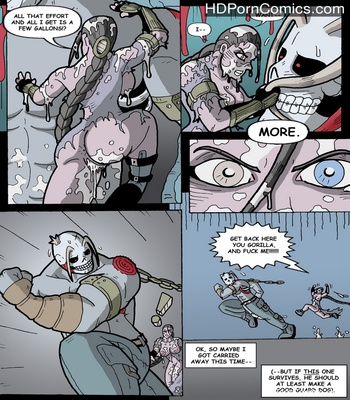 Hammered 1 Sex Comic