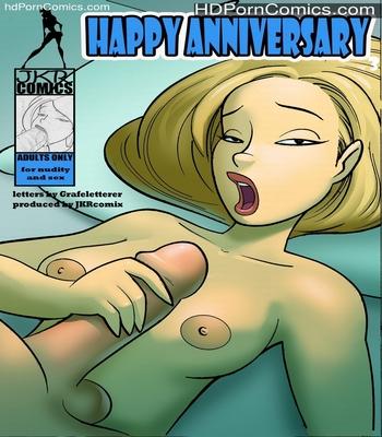 Porn Comics - Happy Anniversary 3 Sex Comic