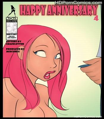 Porn Comics - Happy Anniversary 4 Sex Comic