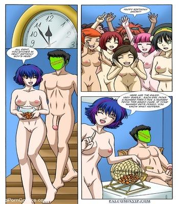 Happy Birthday Anon 2 free sex comic