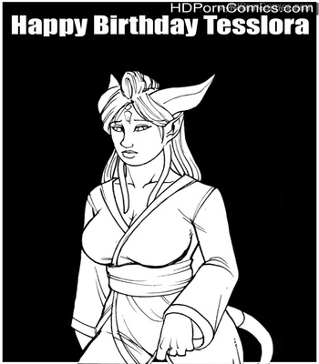 Porn Comics - Happy Birthday Tesslora Sex Comic