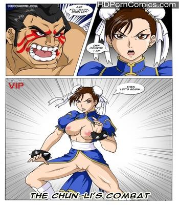 Porn Comics - Hard Training Sex Comic