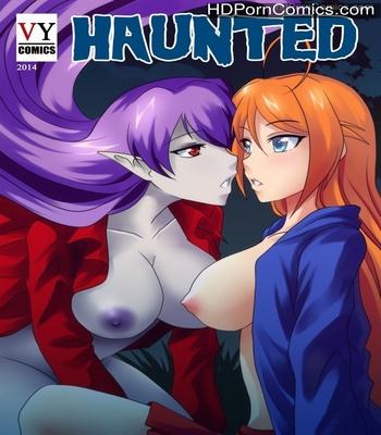 Porn Comics - Haunted Sex Comic