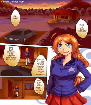 Haunted 2 free sex comic
