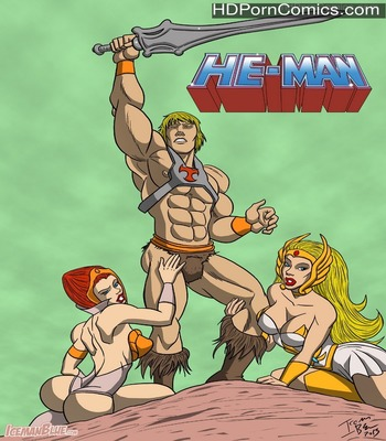 Porn Comics - He-Man Sex Comic