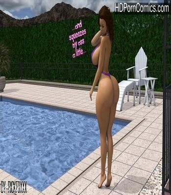 Heavenly Pool Lesson 11 free sex comic