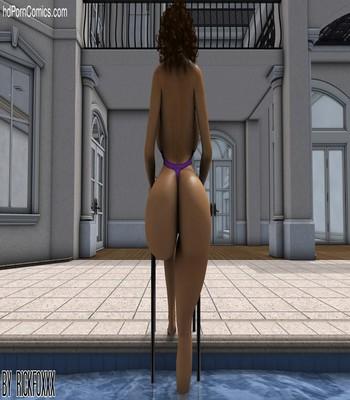 Heavenly Pool Lesson 13 free sex comic