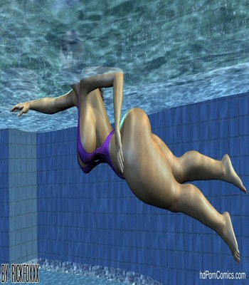 Heavenly Pool Lesson 17 free sex comic