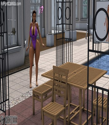 Heavenly Pool Lesson 23 free sex comic