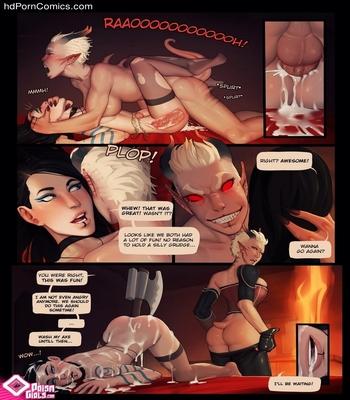 Hella Trap Sex Comic