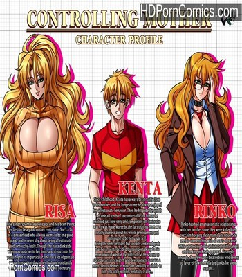Hentai-Controlling Mother Chapter 3 free Cartoon Porn Comic thumbnail 001