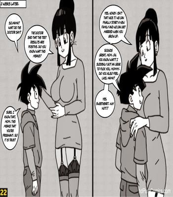 Hentai-Dragon Ball Z- Mama' Boy free Porn Comic sex 22