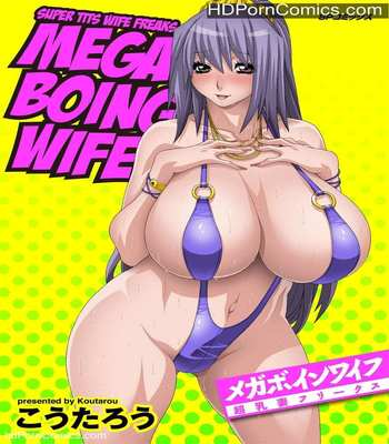 Porn Comics - Hentai-Mega Boing Wife free Porn Comic