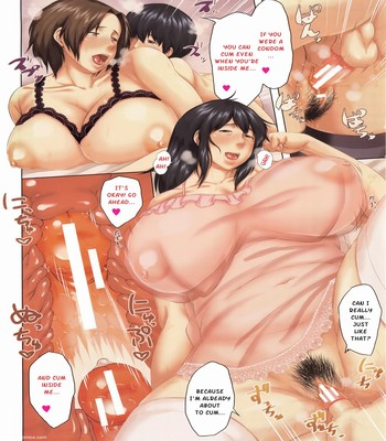 Hentai-Son Swapping free Porn Comic sex 2