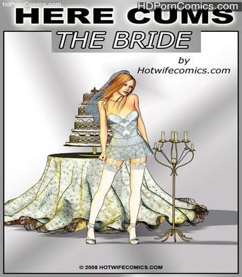Porn Comics - Here Cums The Bride Sex Comic