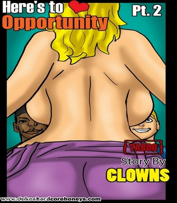Here's To Oppertunity Sex Comic sex 13