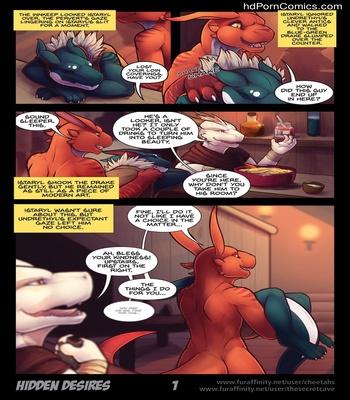 Hidden Desires Sex Comic sex 2