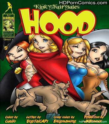 Porn Comics - Hood 1 Sex Comic