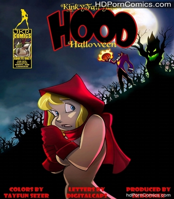Porn Comics - Hood Halloween Sex Comic