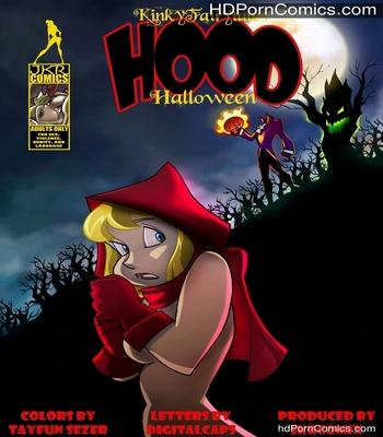 Porn Comics - Hood Halloween Sex Comic