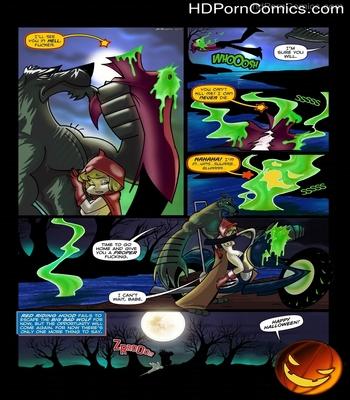 Hood Halloween Sex Comic