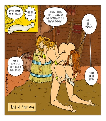 Horny Saga 1 Sex Comic