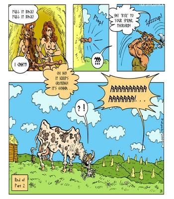 Horny Saga 2 Sex Comic