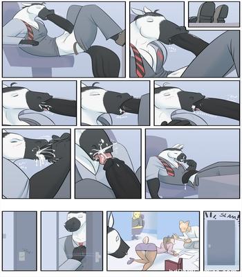 Hoss Boss Sex Comic