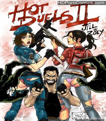 Porn Comics - Hot Duels 2 – Jill VS Zoey Sex Comic