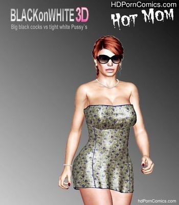 Porn Comics - BlackOnWhite3D