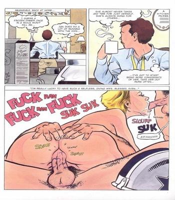 Hot Moms 1 Sex Comic sex 19
