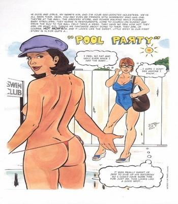 Hot Moms 1 Sex Comic sex 2