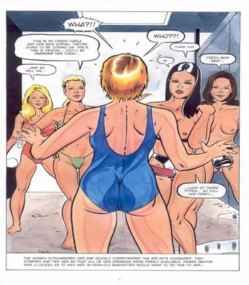 Hot Moms 1 Sex Comic sex 5