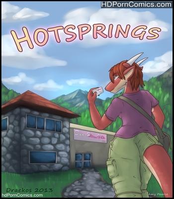 Porn Comics - Hotsprings Sex Comic