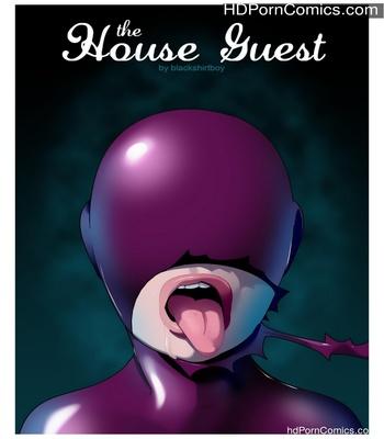 Porn Comics - House Guest Sex Comic