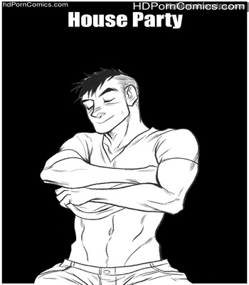 Porn Comics - House Party Sex Comic