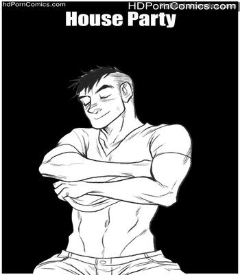 Porn Comics - House Party Sex Comic