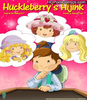 Porn Comics - Huckleberry's Hijink Sex Comic