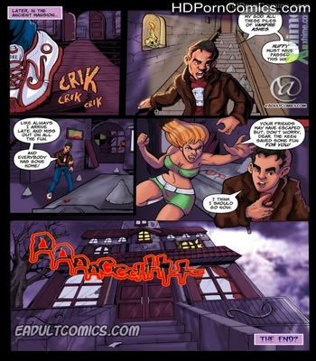 Huffy The Vampire Fucker Sex Comic