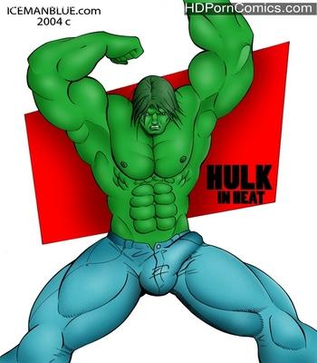 Porn Comics - Hulk In Heat Sex Comic