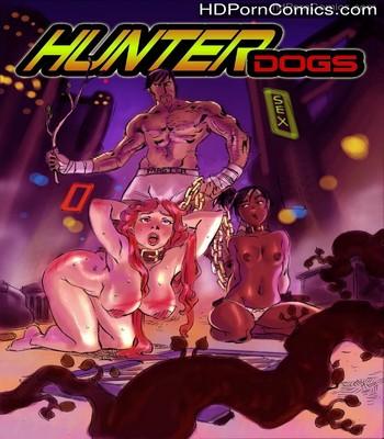 Porn Comics - Hunter Dogs Sex Comic