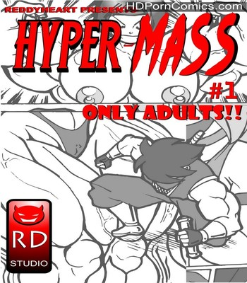 Porn Comics - Hyper Mass 1 Sex Comic