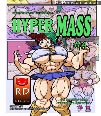Porn Comics - Hyper Mass 4 Sex Comic
