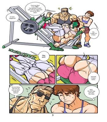 Hyper Mass 4 Sex Comic sex 9