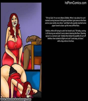 I Love my Black Son 213 free sex comic